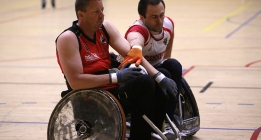 Amsterdam Quad Rugby Tournament 2015