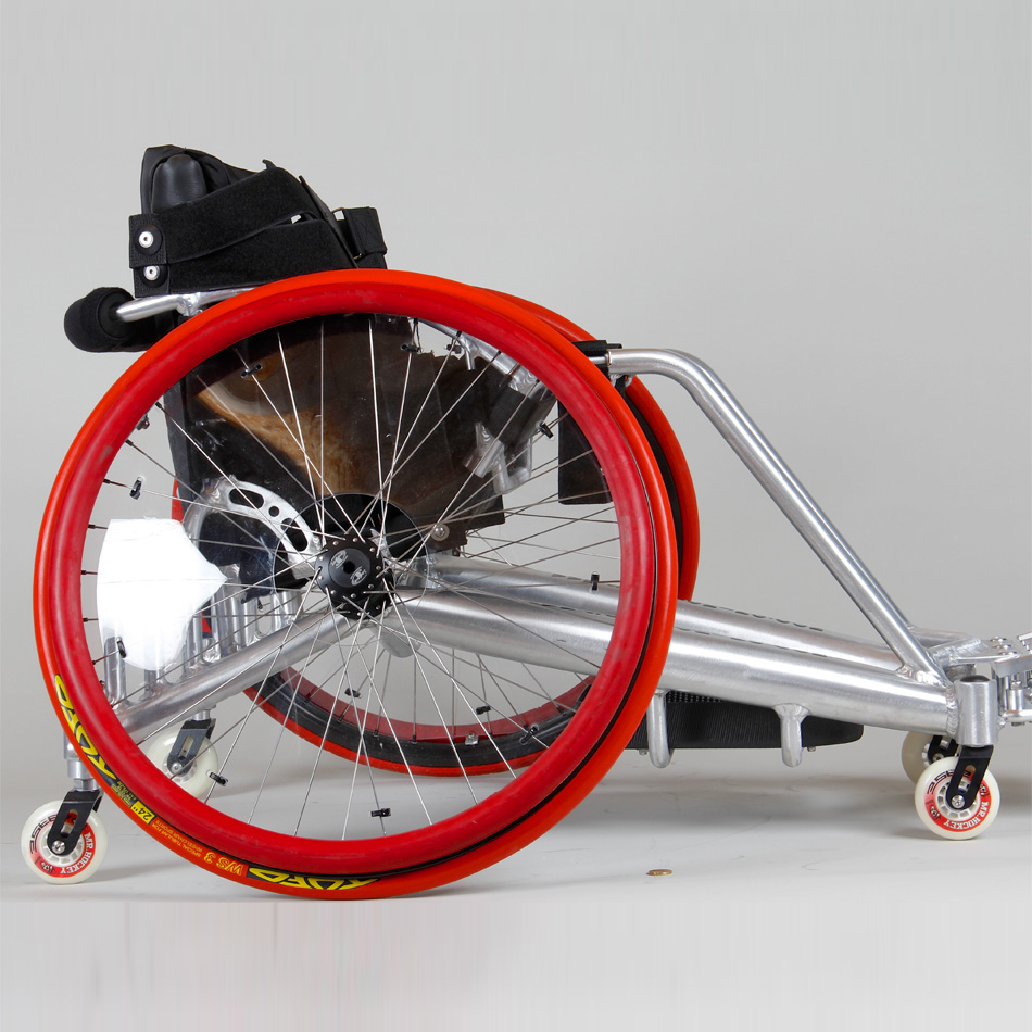 Коляска защиты Rugby Defensive Wheelchairs